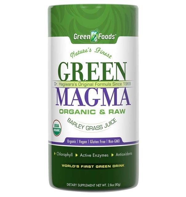 Bio Green Magma 80 g sok z jęczmienia Green Foods